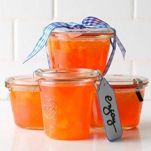 Orange Pear Jam