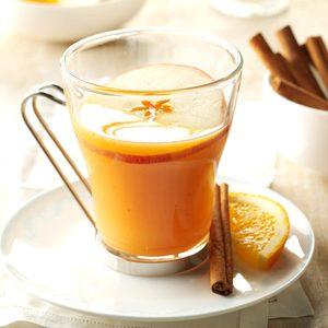 Orange Spiced Cider