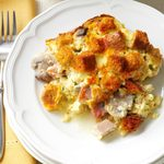 Overnight Brunch Casserole