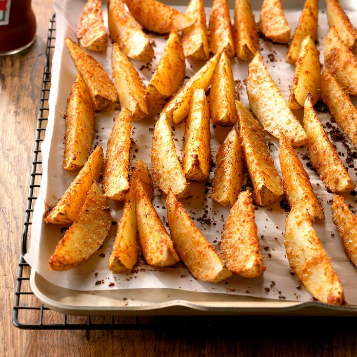 Inspired By: KFC Seasoned Potato Wedges