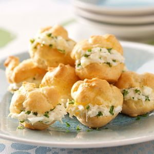 Party Crab Puffs