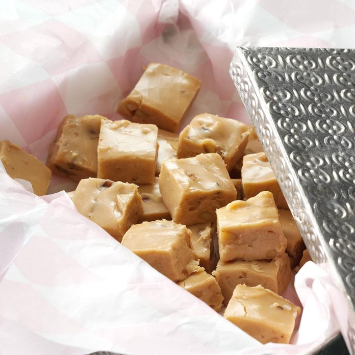 Penuche Fudge