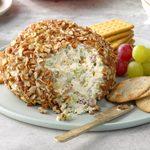Pineapple Pecan Cheese Ball