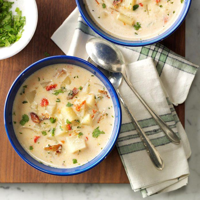Day 4: Potato Soup