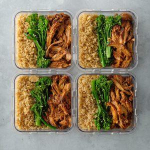 Pressure-Cooker Char Siu Pork