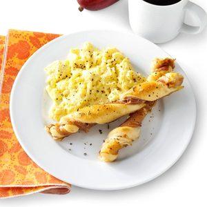 Prosciutto Breadsticks