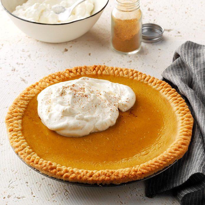Pumpkin Patch Pie