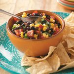 Quick and Easy Corn Salsa