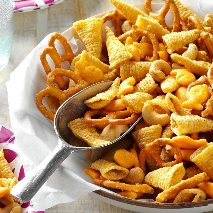 Ranch Snack Mix