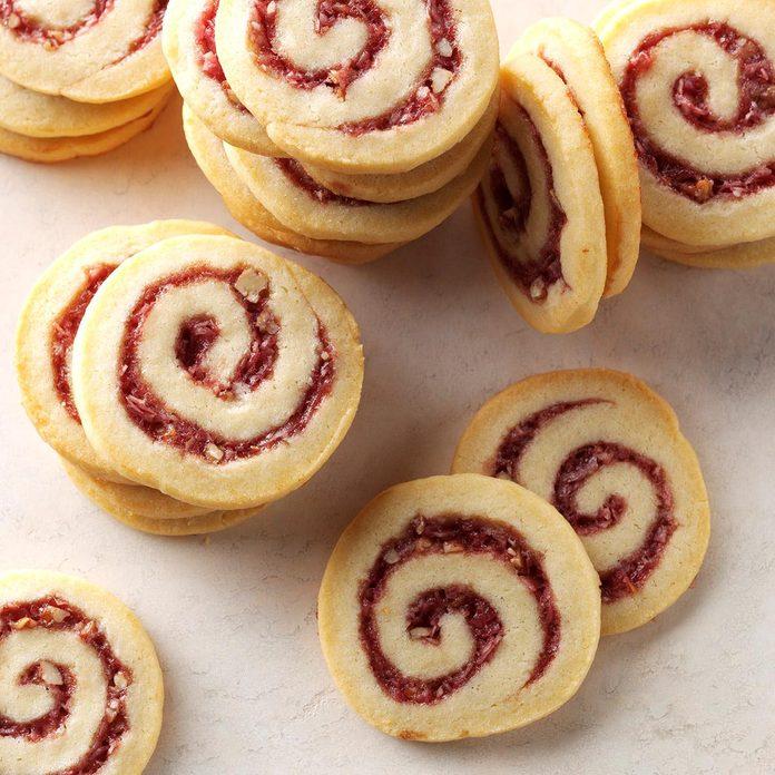 Raspberry Swirls