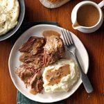 Roast Beef and Gravy