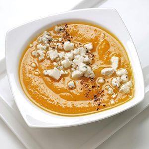 Roasted Garlic Butternut Soup