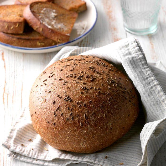 The Best Rye Bread
