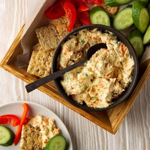 Salmon Dip with Cream Cheese