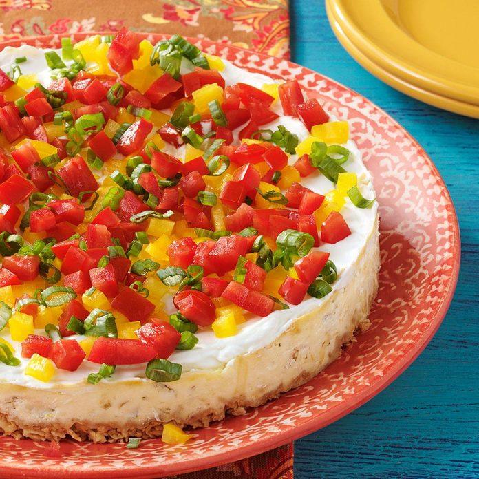 Santa Fe Cheesecake