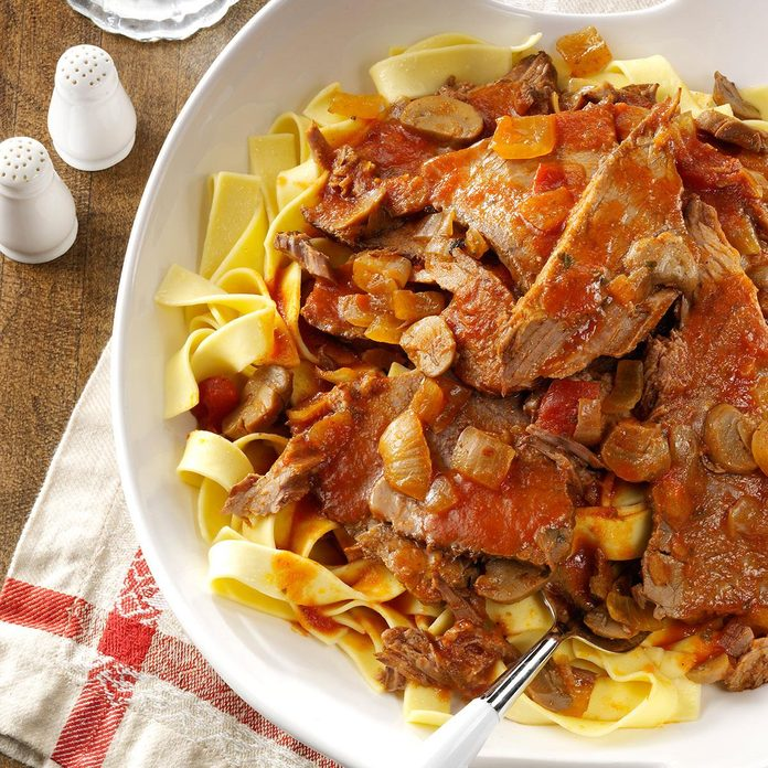 Day 24: Saucy Italian Roast