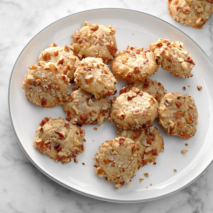September 21: National Pecan Cookie Day