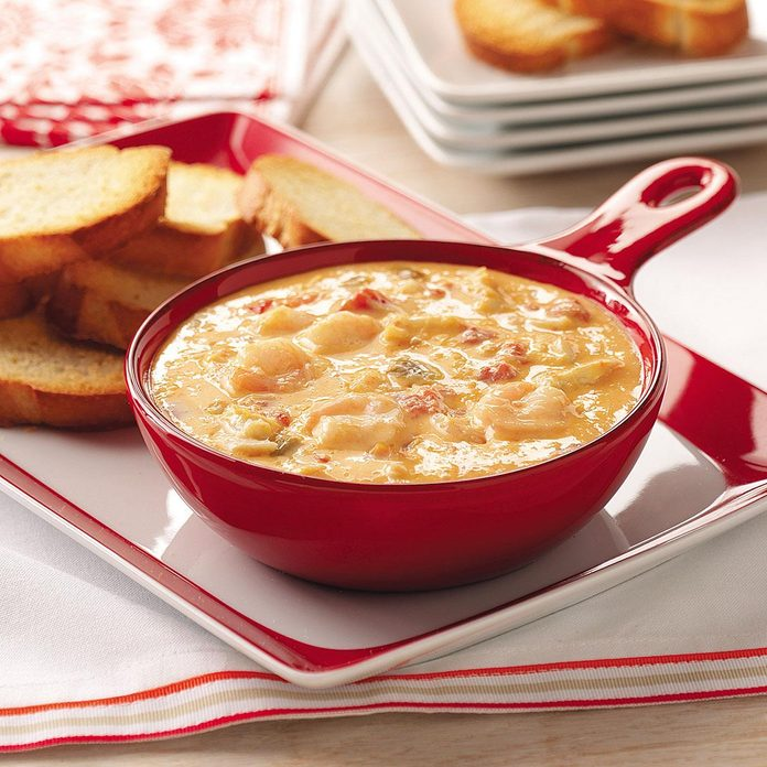 Seafood Cheese Dip