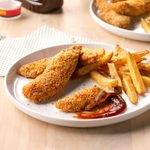 Seasoned Chicken Strips