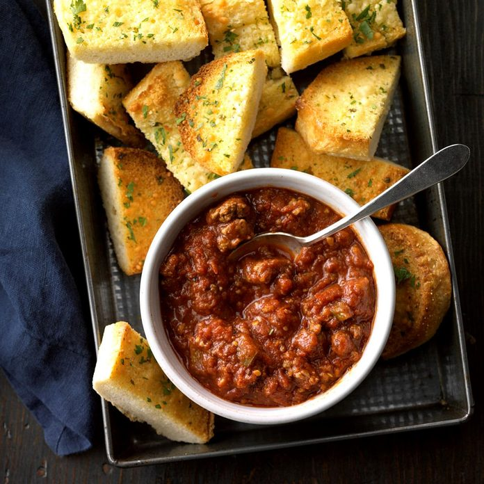 Slow-Cooker Pizza Dip