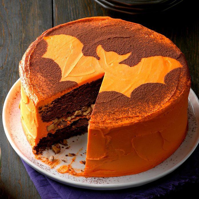 Sweet Treat: So-Easy-It's-Spooky Bat Cake