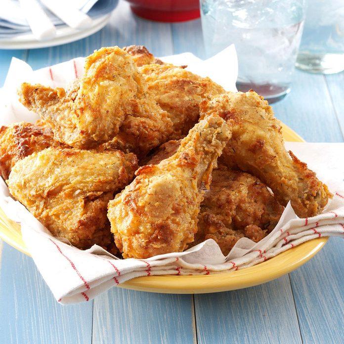 Inspired By: Cracker Barrel's Homestyle Chicken