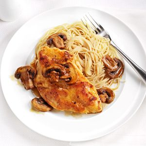 Speedy Chicken Marsala