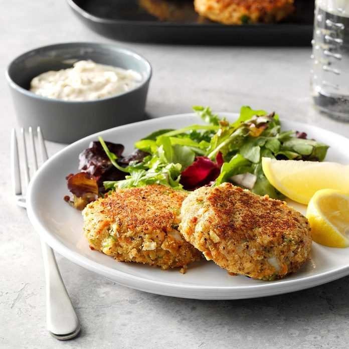 Spicy Salmon Patties