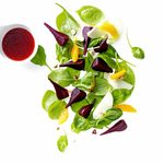 Spinach Beet Salad