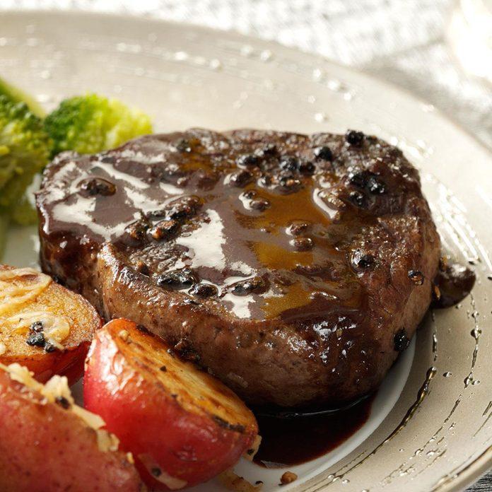 September 9: National Steak au Poivre Day
