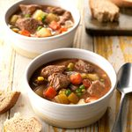 Stephanie's slow cooker stew