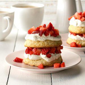 Strawberry Biscuit Shortcake