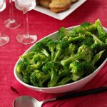 Super-Simple Garlic Broccoli