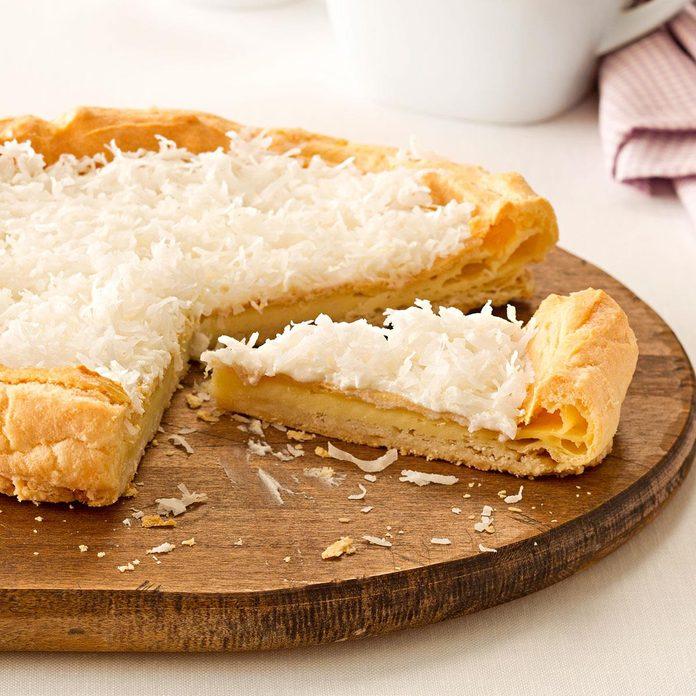 Swedish Puff Coffee Cake