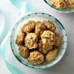 Sweet Potato Spice Cookies