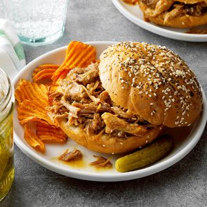 Sweet & Tangy Pulled Pork