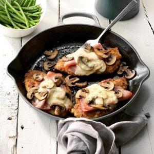 Swiss Mushroom Chicken