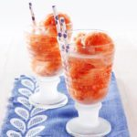 Tangy Strawberry Slush