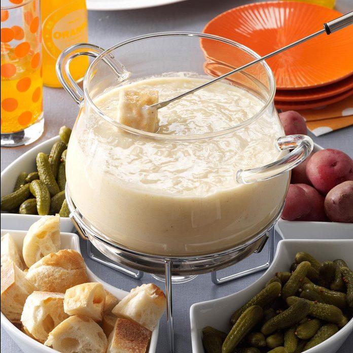 Inspired By: Olive Garden's Five Italian Cheese Fonduta