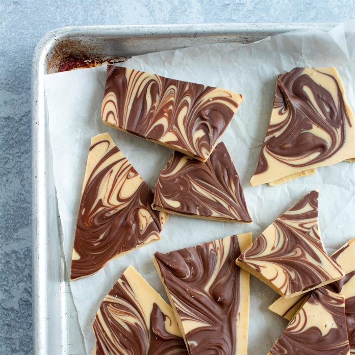 Tiger Peanut Butter Candy