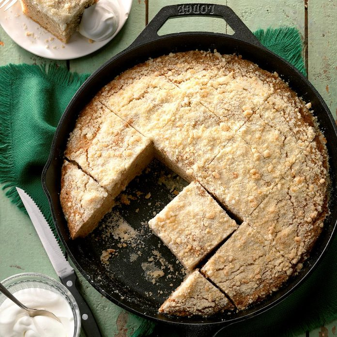 Tillie's Ginger Crumb Cake