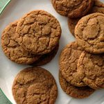 Triple-Ginger Gingersnaps