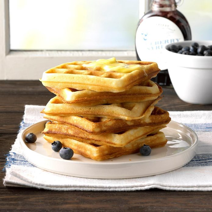 True Belgian Waffles