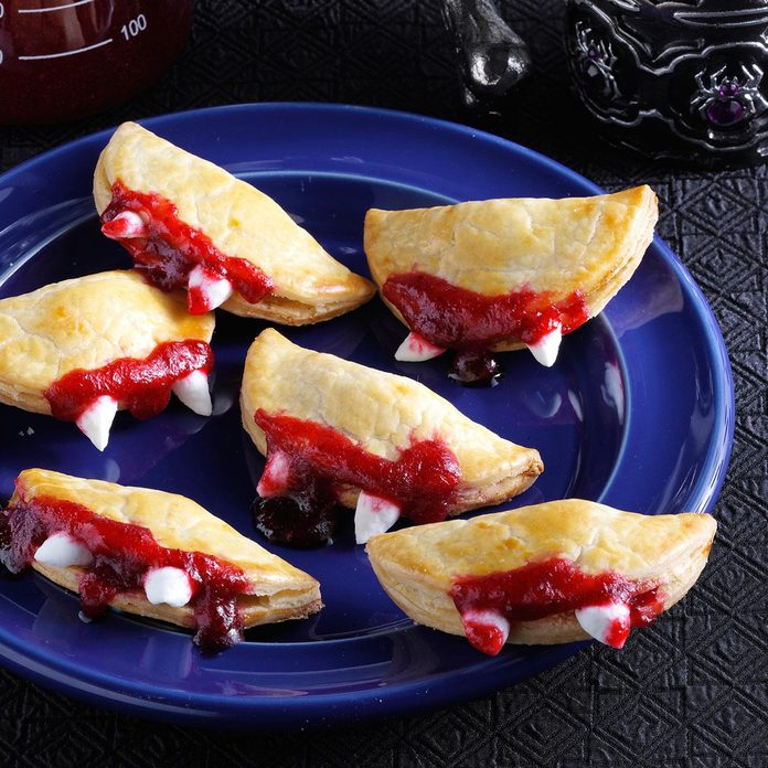 Spooky Snack: Vampire Mouths