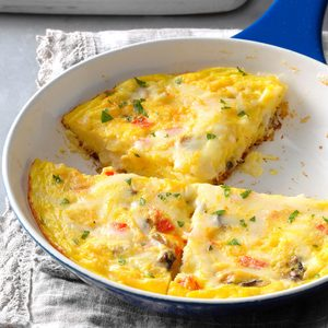 What's in the Fridge Frittata