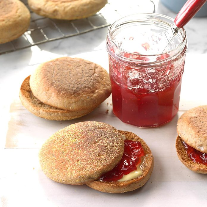 Inspired by the English Muffin Technical Challenge