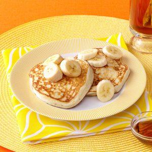 Yogurt Pancakes