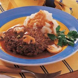 Blue Plate Beef Patties