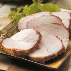 Cranberry Pork Roast