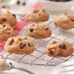Quick Chocolate Chip Cookie Mix